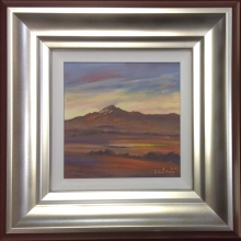 Bennachie Summer Sunset by Graham Covey