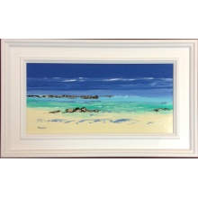 The White Sands Isle of Iona by Frank Mosley