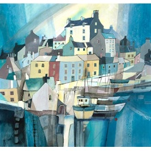 Harbour I by Gillian McDonald