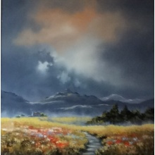 Walk To The Croft by Allan Morgan