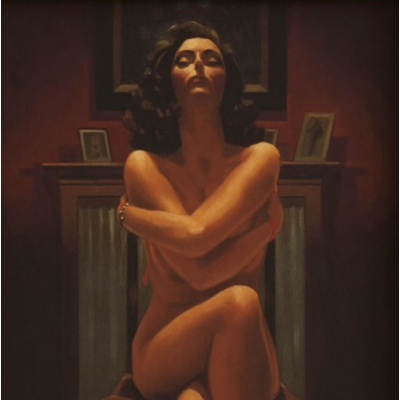 Just The Way It Is by Jack Vettriano