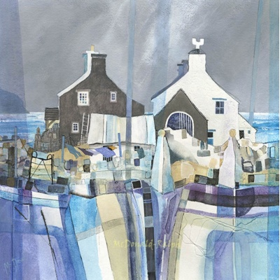 Fishermans Cottage II by Gillian McDonald