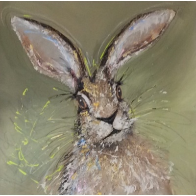 Harriet the Hare by Sarah Spofforth